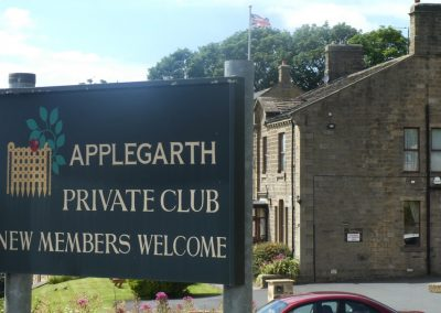 Applegarth Club